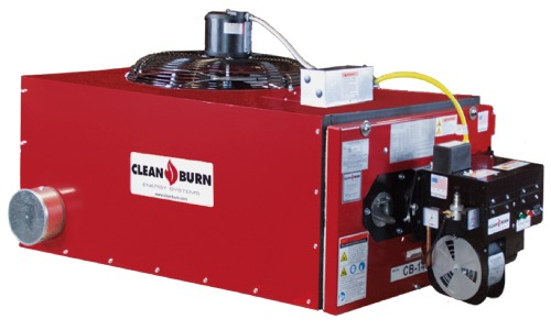 Clean Burn 140 Waste Oil Furnace