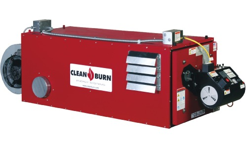 Clean Burn 2500 Waste Oil Furnace