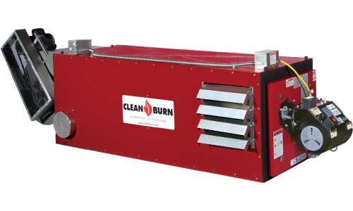 Clean Burn 3250 Waste Oil Furnace
