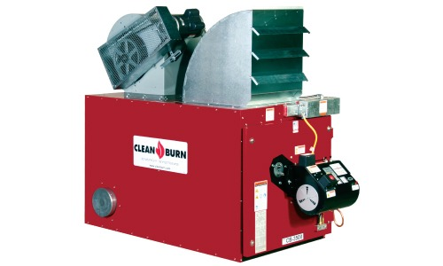 Clean Burn 3500 Waste Oil Furnace