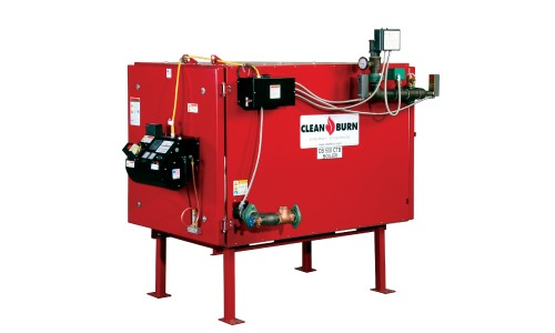 CTB-500 Waste Oil Boiler